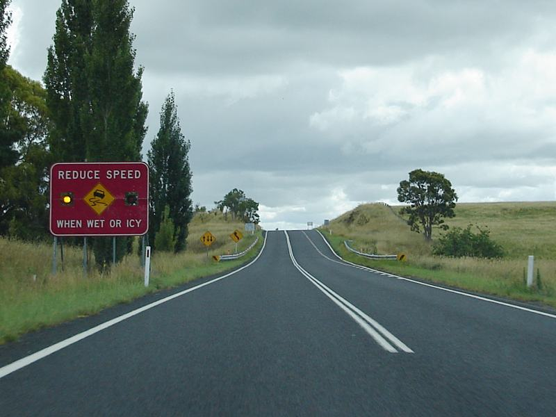 road photos information new south wales gwydir highway national route 38 warialda to. Black Bedroom Furniture Sets. Home Design Ideas