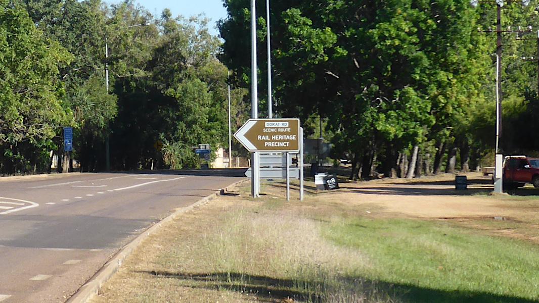 Road Photos & Information: Northern Territory: Stuart