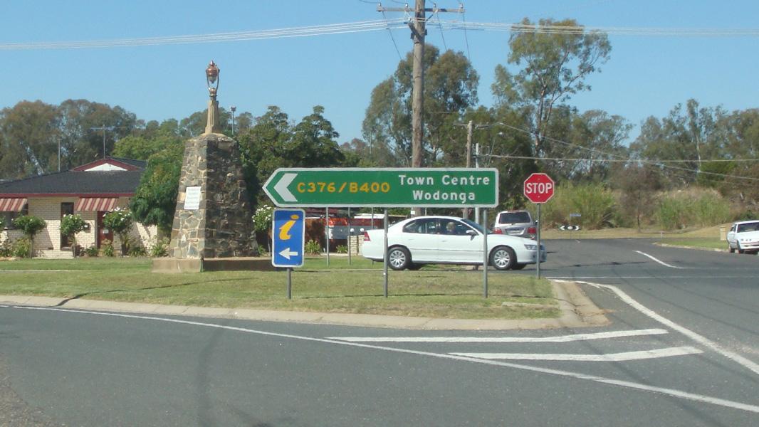 Road Photos & Information: Victoria: Rutherglen-Wahgunyah