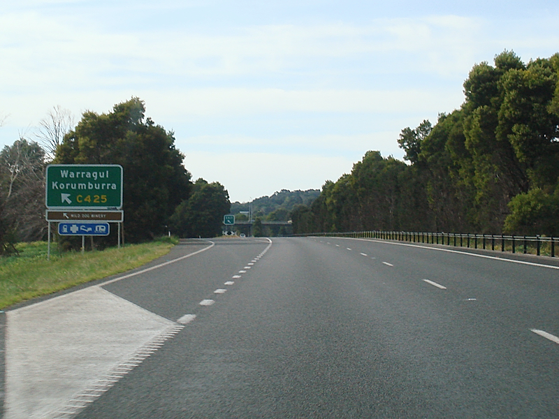 how to get to vic roads warragul