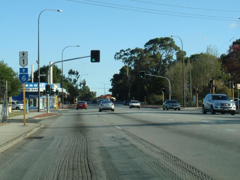 Road Photos & Information: Western Australia: Coolgardie